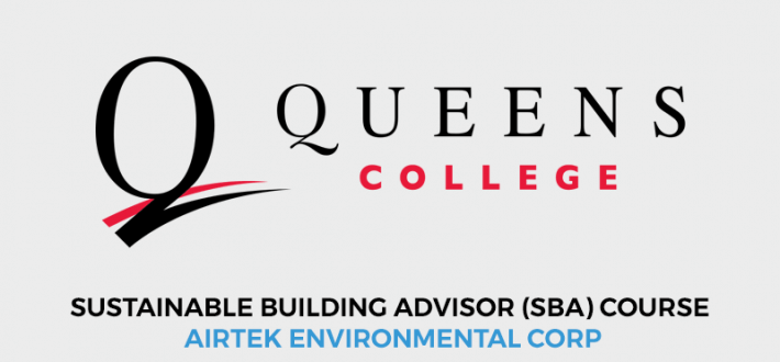 SBA Courses | Sustainable Building Advisor Training in Queens NY
