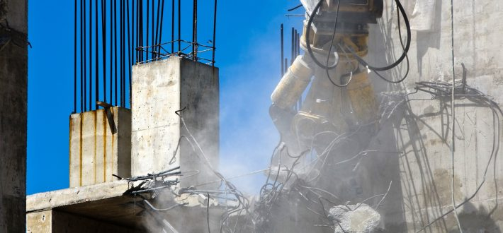 Deconstruction vs Demolition in New York | Airtek Environmental